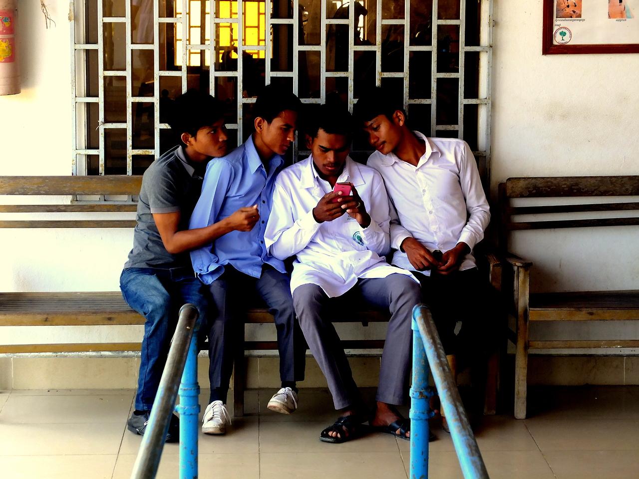 Rehab clinic in Prey Veng