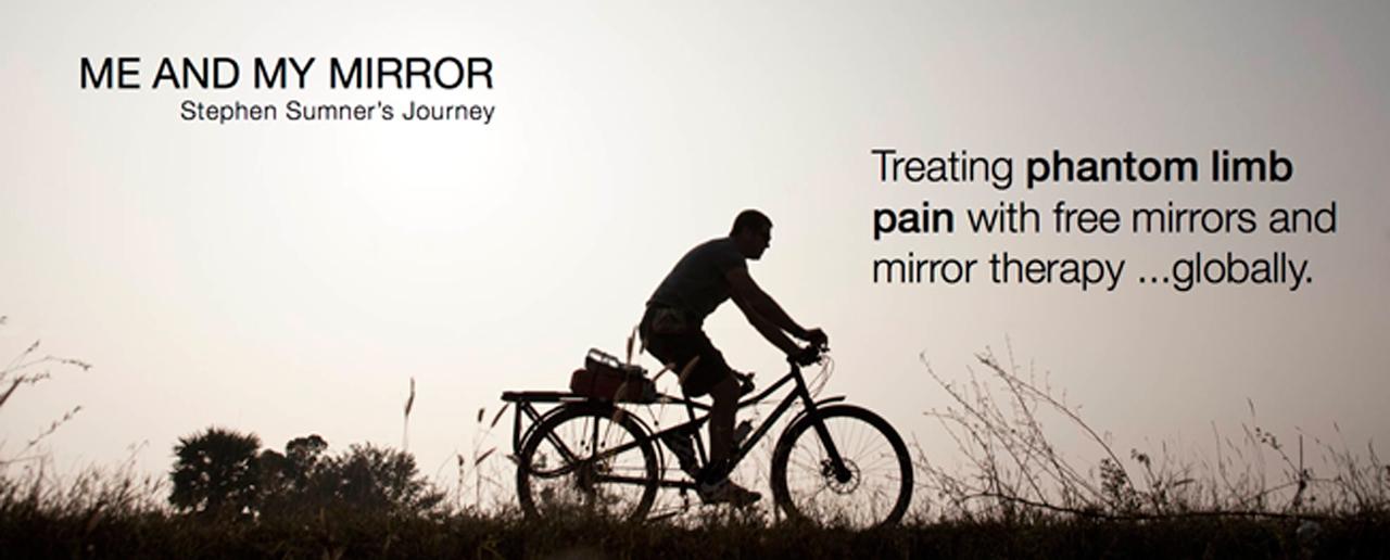Me and My Mirror - Stephen Sumner's Journey